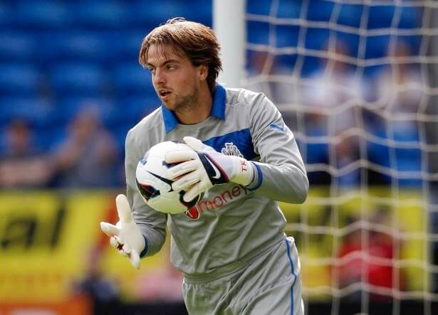 tim krul newcastle