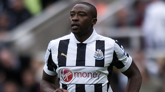 shola ameobi great shot