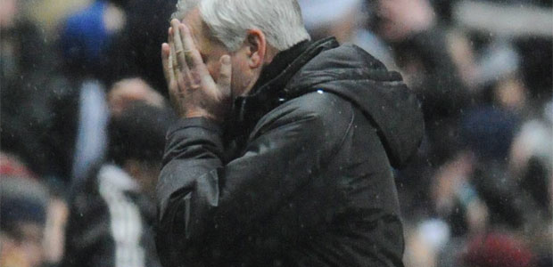 alan pardew - oh no