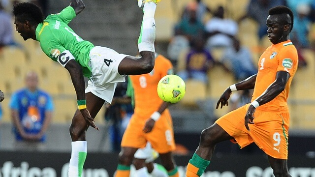 Ivory Coast v Togo - 2013 Africa Cup of Nations: Group D