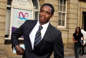 nile ranger - in court yesterday