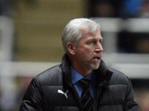 alan pardew anzi st james