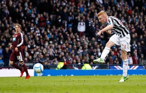 conor newton scored for st. mirren