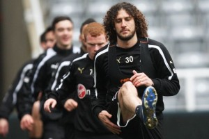 Fab Coloccini - training