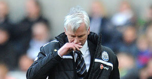 alan pardew after the game today
