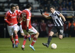 ben arfa in action against Benfica