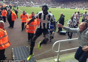 papiss cisse - I just scored fulham