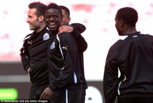 yohan cabaye bigi and an ita