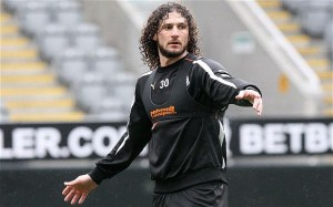 fabricio coloccini training