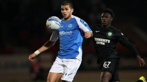 Soccer - Clydesdale Bank Scottish Premier League - St Johnstone v Celtic - McDiarmid Park