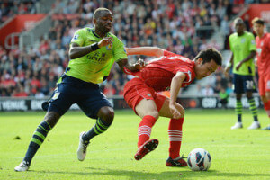 darren bent against southamtpon