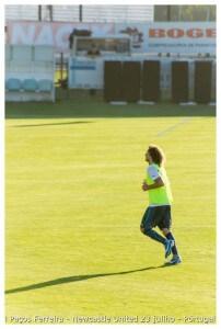 porto Fabricio Coloccini -Jogo Paços Ferreira & Newcastle United 23 julho 2013 (33) (1)