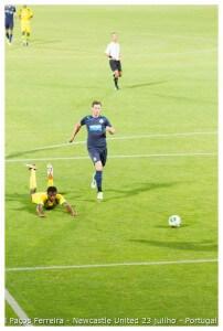 porto Michael Williamson -2Jogo Paços Ferreira & Newcastle United 23 julho 2013 (7) (1)