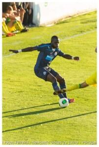 porto Moussa Sissoko -Jogo Paços Ferreira & Newcastle United 23 julho 2013 (58) (1)