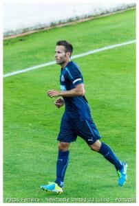 porto Yohan Cabaye  -Jogo Paços Ferreira & Newcastle United 23 julho 2013 (47) (1)