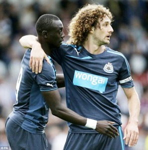 cisse and colo after papis scored st mirren