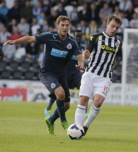 dan gosling at st mirren