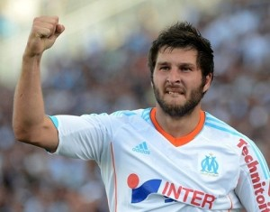 andre-pierre gignac clenched fist