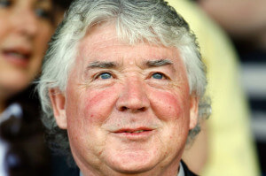 joe kinnear close-up red cheeks