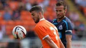 FBL-ENG-PR-BLACKPOOL-NEWCASTLE-FRIENDLY
