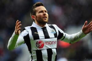 yohan cabaye newcastle 99
