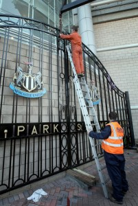 st james' park gates 2