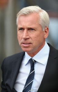 alan pardew closup