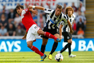 davide santon against fulham