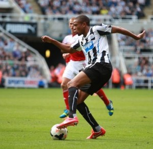 loic remy in action fulham