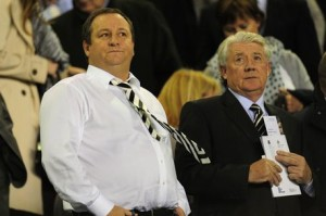 Mike Ashley and Joe Kinnear-6139216