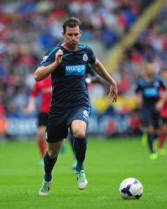 Mike Williamson Cardiff+City+v+Newcastle+United+1MbrM61tCpXl
