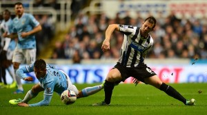 Soccer - Capital One Cup - Fourth Round - Newcastle United v Manchester City - St James' Park