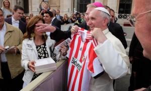 pope francis sunderland