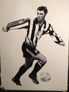 Gary Speed Painting 3