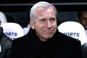 alan pardew vs west brom at home 2-1
