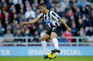 ben arfa trapping ball