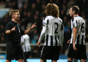 Fabricio Coloccini mike Williamosn Southampton+SMQ81_yjnnil