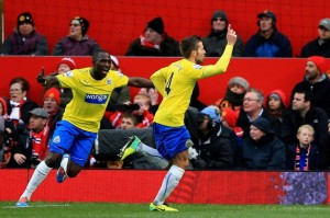 Yohan Cabaye man united 1-0 win-6382583