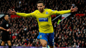 Yohan Cabaye scores against ManU_3047906