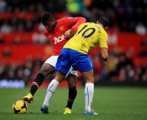 ben arfa manchester united 1-0