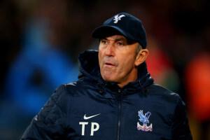 tony pulis Palace manager