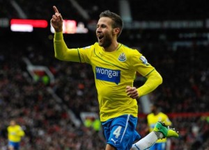 yohan cabaye man united winner