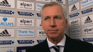alan pardew after hammers win