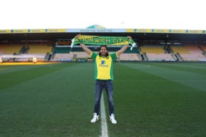jonas gutierrez at norwich