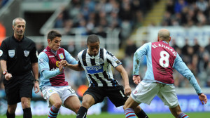 loic remy asoitn villa at home
