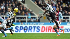 Soccer - Barclays Premier League - Newcastle United v Aston Villa - St James' Park