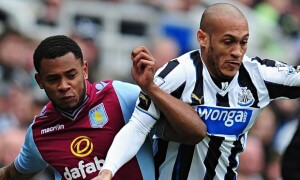 Newcastle United v Aston Villa