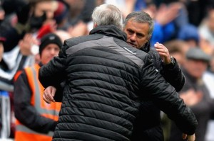 Alan Pardew Jose-Mourinho st james' aprk-6265518