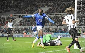 Romelu Lukaku after scoring 3-0