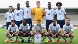 International Friendly - England U17 v Italy U17